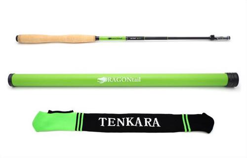 DRAGONtail Mutant zx380 Tenkara Rod