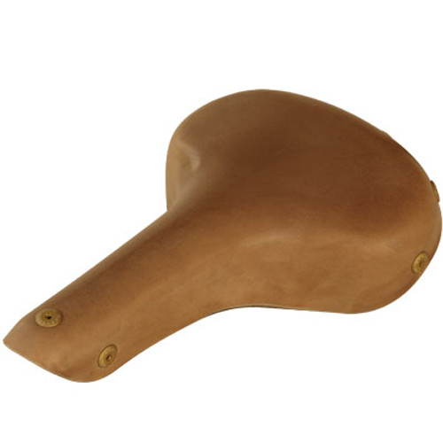 Gilles Berthoud Mente leather saddle