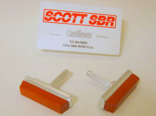 Scott SBR Cantilever Brake Shoes