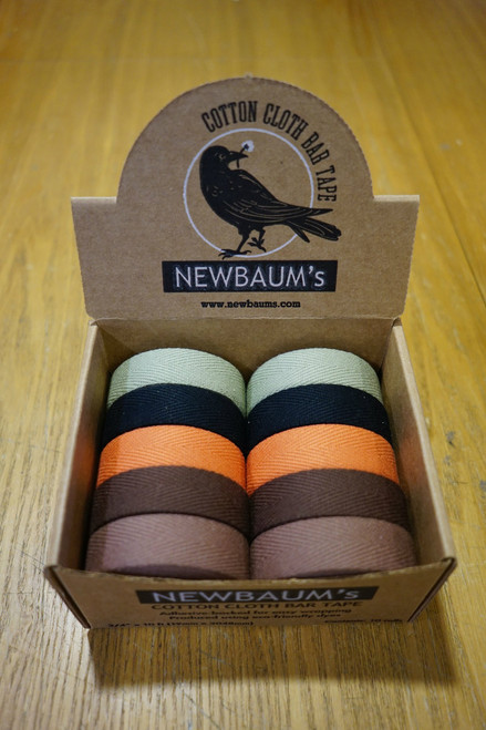 Newbaum's Cloth Tape in Fall Colors