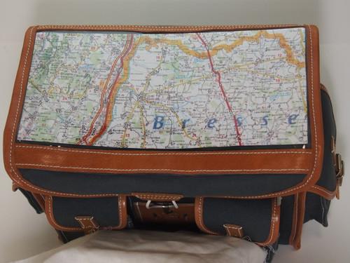 Great waterproof map case