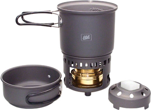 Esbit Alcohol cookset