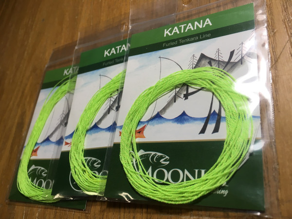 Moonlit Katana Premium Light Tenkara Line
