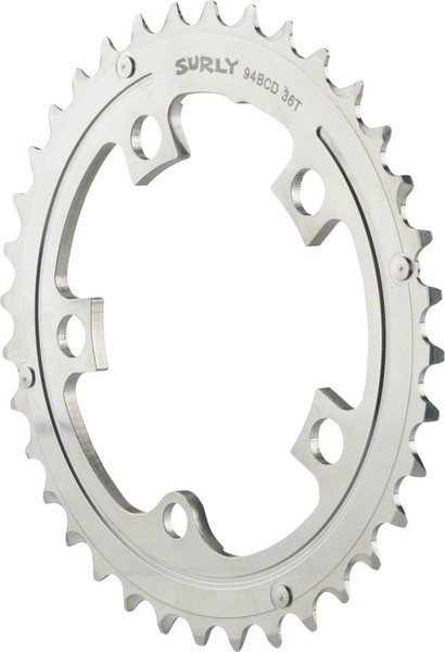 Surly Updated OD Chainring, 36t