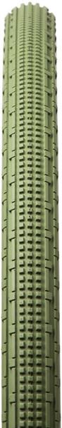 Panaracer Gravel King SK Tire - Military Green Tread