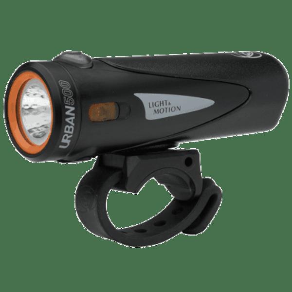 Light  & Motion Headlight-Urban 500 Onyx