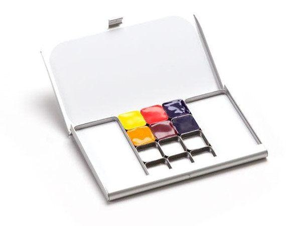 Essential Colors Palette by Expeditionary Art