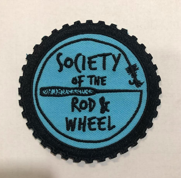 Society of the Rod & Wheel Patch
