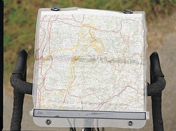 Ortlieb Map Case with Snap F14