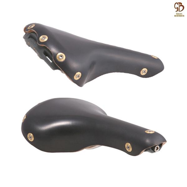 Gilles Berthoud Aravis Leather Saddle with Titanium Rails