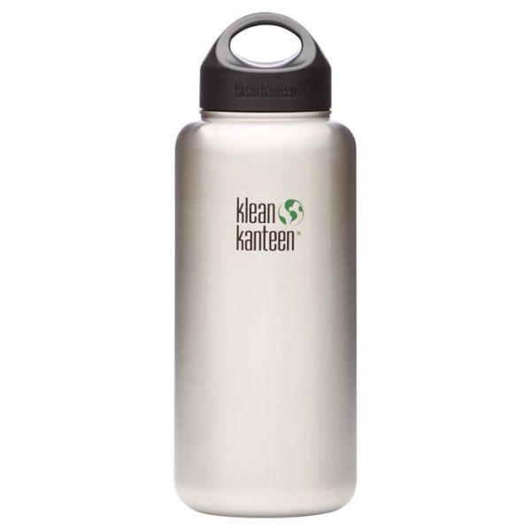 Klean Kanteen 40oz Water Bottle Stailess Steel