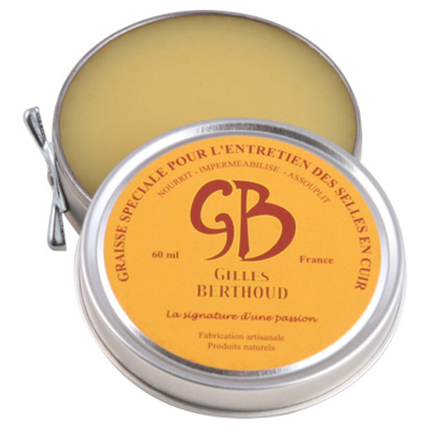 Gilles Berthoud Leather Wax Saddle Conditioner