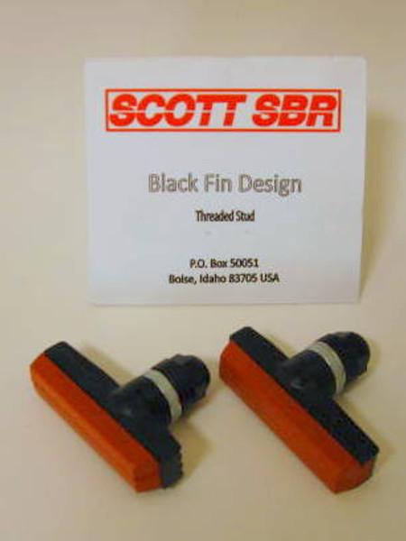Scott SBR Black Fin Brake Pads