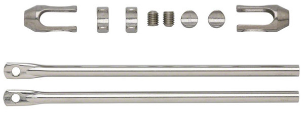 Upper attachment kit for Surly Rear Rack