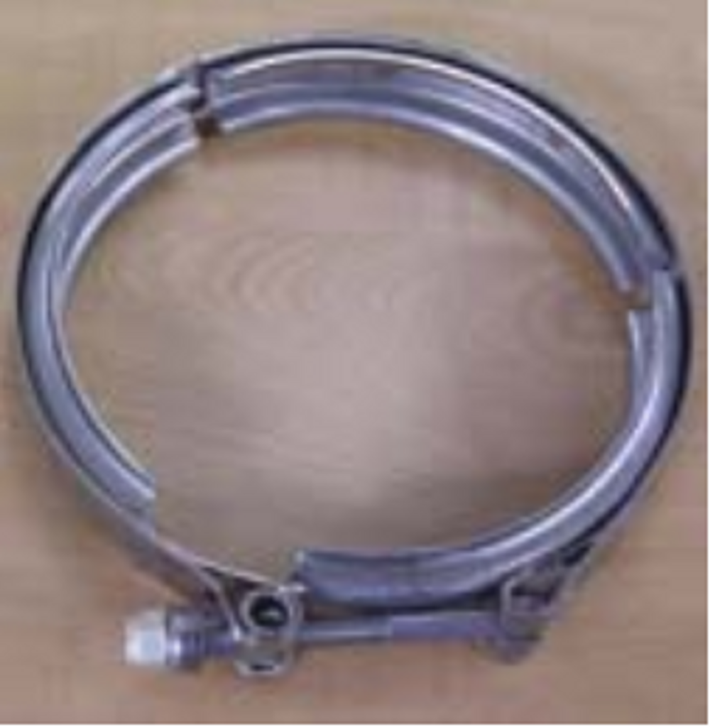 V-Band Clamp for CAT Exhaust