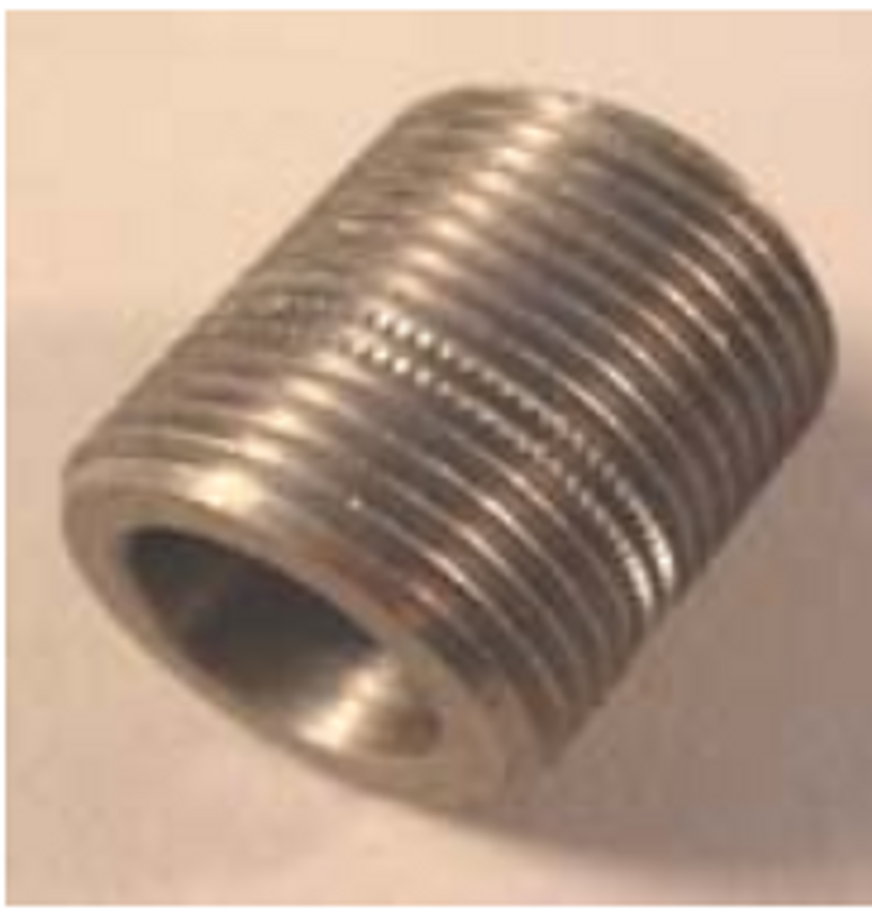 SPUD REMOTE OIL FILTER 22MM....601041