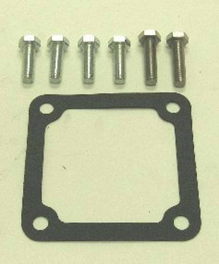 MerCruiser Front End Cap/connector Mounting Package,1-60252P