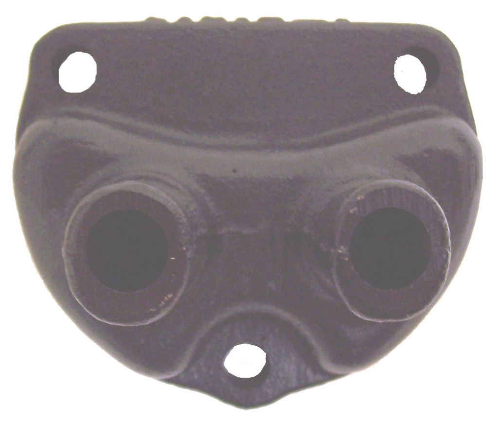 OMC Front End Cap/Connector Port Side (left) V6 & V8 ,1-312148