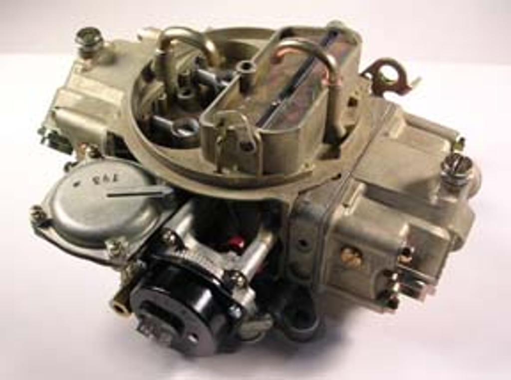 9015 Holley Carburetor 750CFM,611052