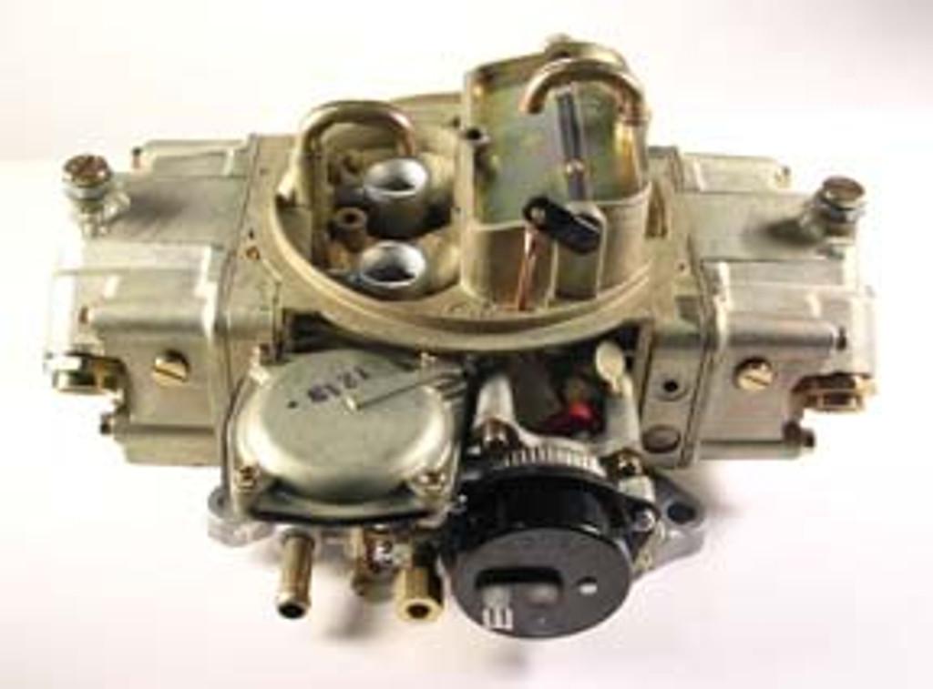 4150 Holley Carburetor 600CFM (EPA approved),611035