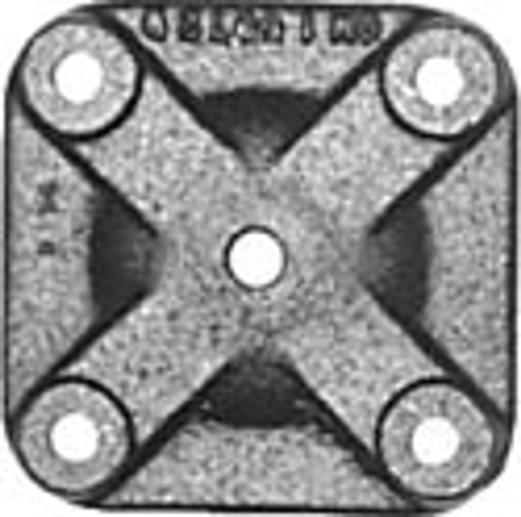 Chrysler Big Block Front End Plate,CM-1-5972B