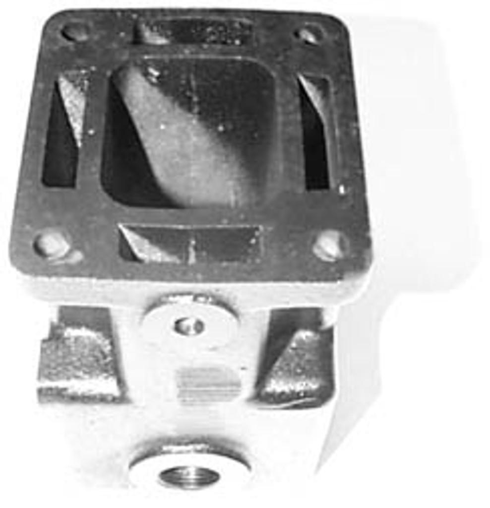 "6"" MerCruiser Riser Spacer Blocks,MC-20-93322A3"