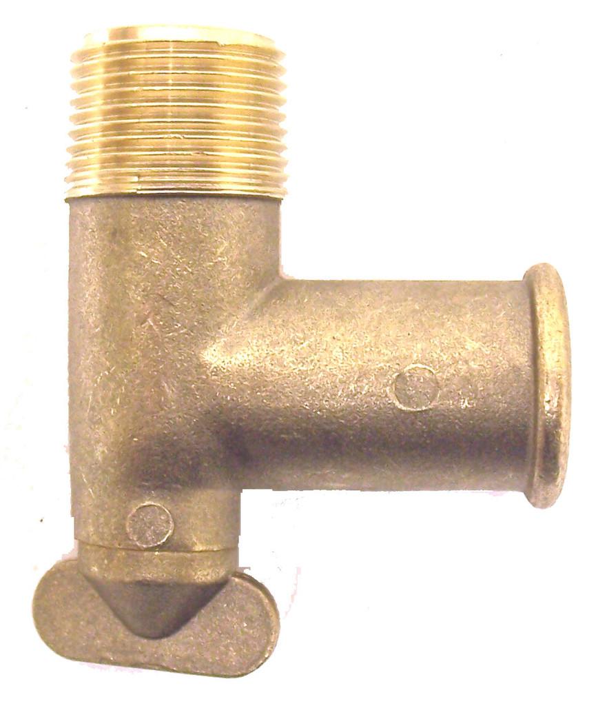 MerCruiser Drain Cock Fitting (brass),MC-50-806926