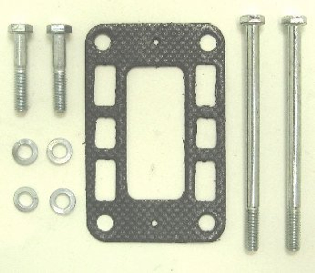 Exhaust Riser Mounting Package,VO-20-855384P
