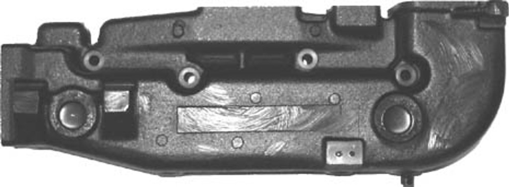 OMC Exhaust Manifold (Model 140 Engine),OMC-1-984054