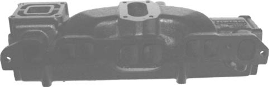 OMC Exhaust Manifold 4 Cylinder,OMC-1-981462