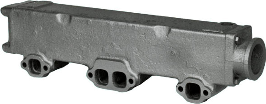 Flagship (log style) Exhaust Port Side (left) Manifold,OF-1-60L