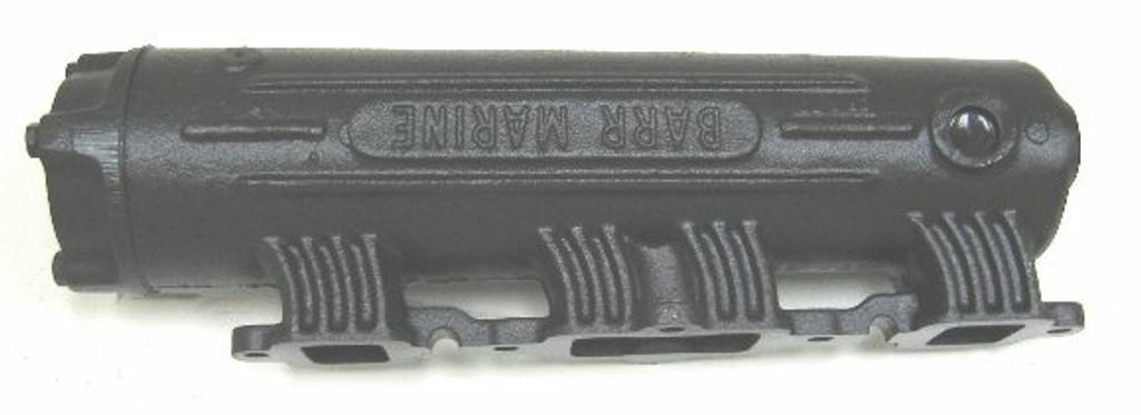 Oldsmobile Exhaust Manifold Log Style (V8),OR-1-73R