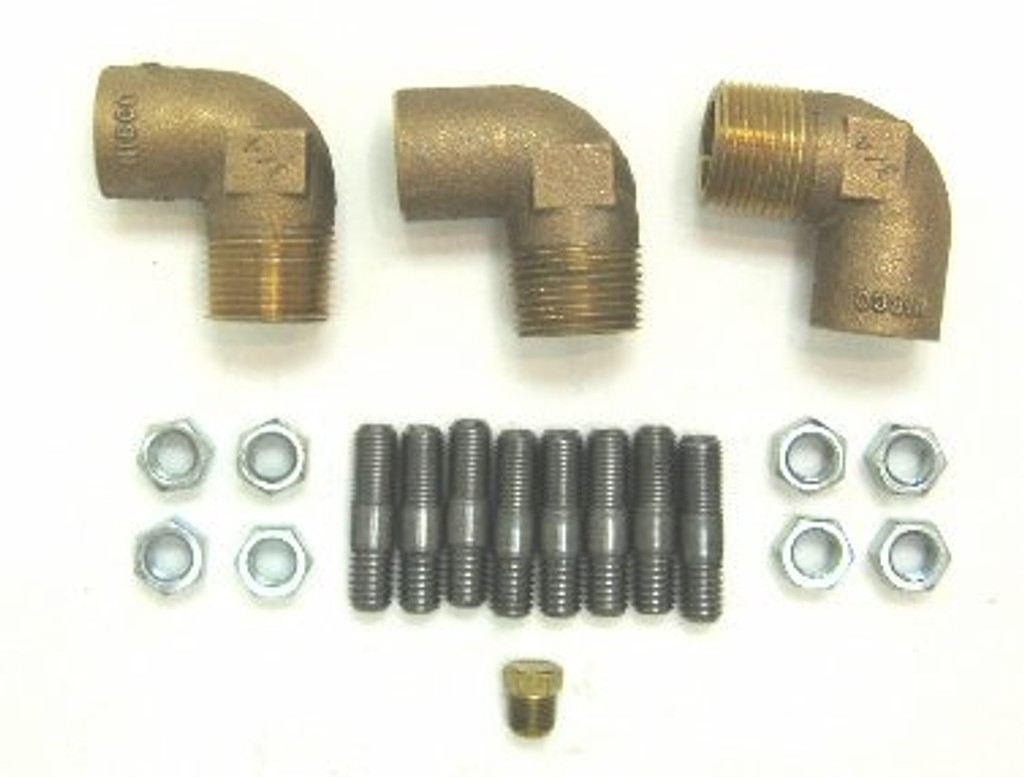 Interceptor Exhaust Manifold to Cylinder Head Gasket,INT-1-58P