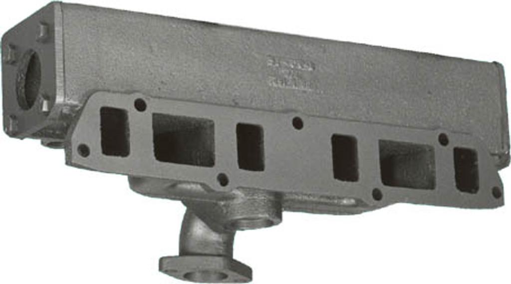 Gray Marine Exhaust Manifold (4 cylinder),GR-1-162