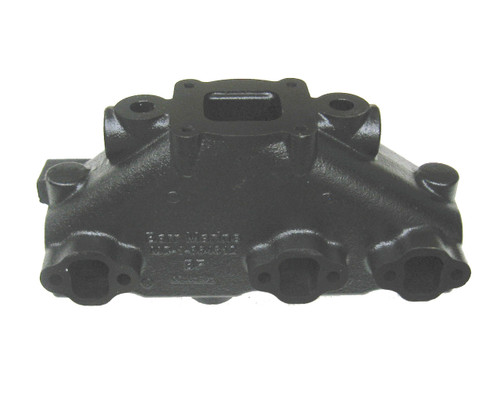 MerCruiser V6 4.3L Center Discharge Dry Joint Exhaust Manifold,MC-1-864612