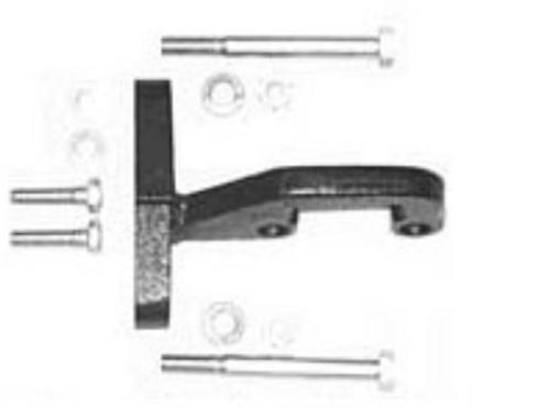 Fuel Filter/Solenoid Bracket,.....MC-45-0002