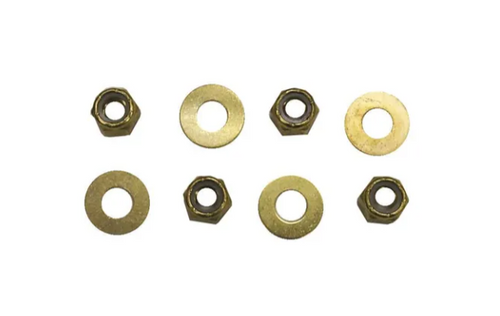 Crusader washer & nut package.....CR-20-977B-P