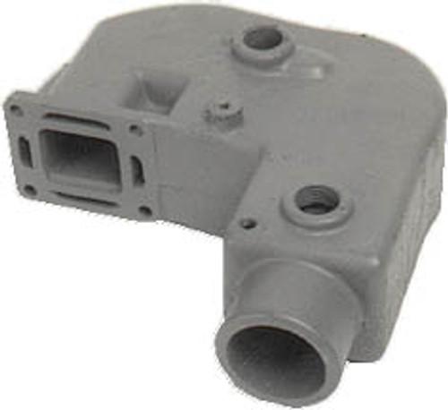 MerCruiser Exhaust Elbow Riser,MC-20-55538