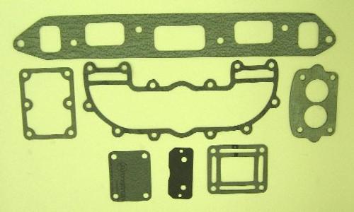 MerCruiser Exhaust Manifold Gasket Set,MC47-27-35898A4