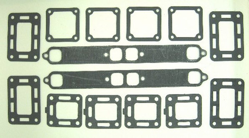 MerCruiser Exhaust Manifold (V8) Gasket Set,MC47-27-33395A2