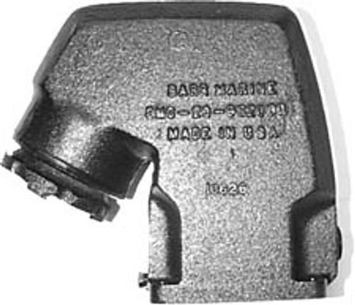OMC Exhaust Riser/Elbow (Top Mount) (V8),OMC-20-982680