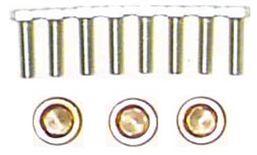 Stainless Steel Mounting Package GM Big Block Engine,CHVA-1-84SS-P