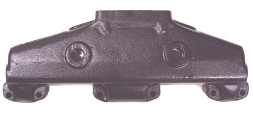 Center Riser Manifold for small Block GM Engine,CHV-1-83