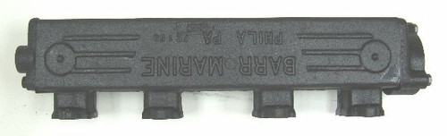 Ford/Mercury Exhaust Manifold Starboard SIde -right (V8),FE-1-58R