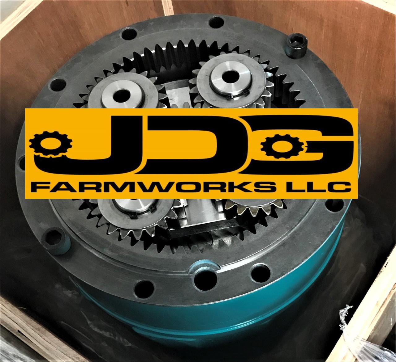 Kobelco SK130 IV, SK130LC IV Swing Reduction Gearbox - 24100J11681F3