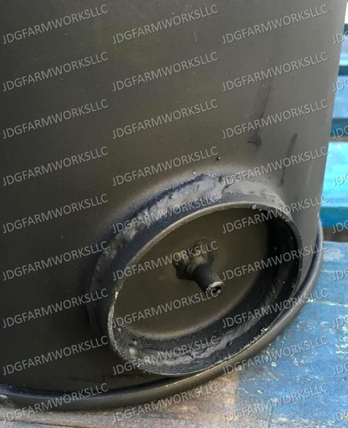 EXCAVATOR MUFFLER FOR HITACHI REPLACES 4468451