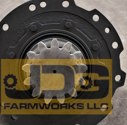 Swing gearbox for John Deere 160LC, 200LC - AT218241