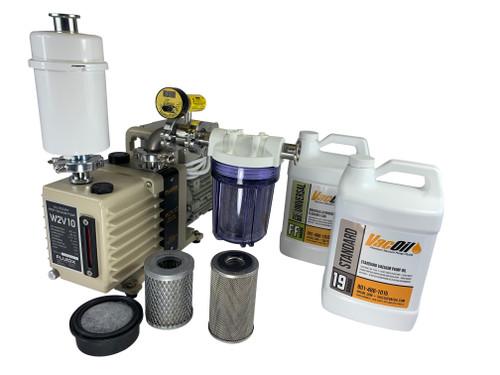 3.5 CFM COREVAX Professional Vacuum Pump Package
