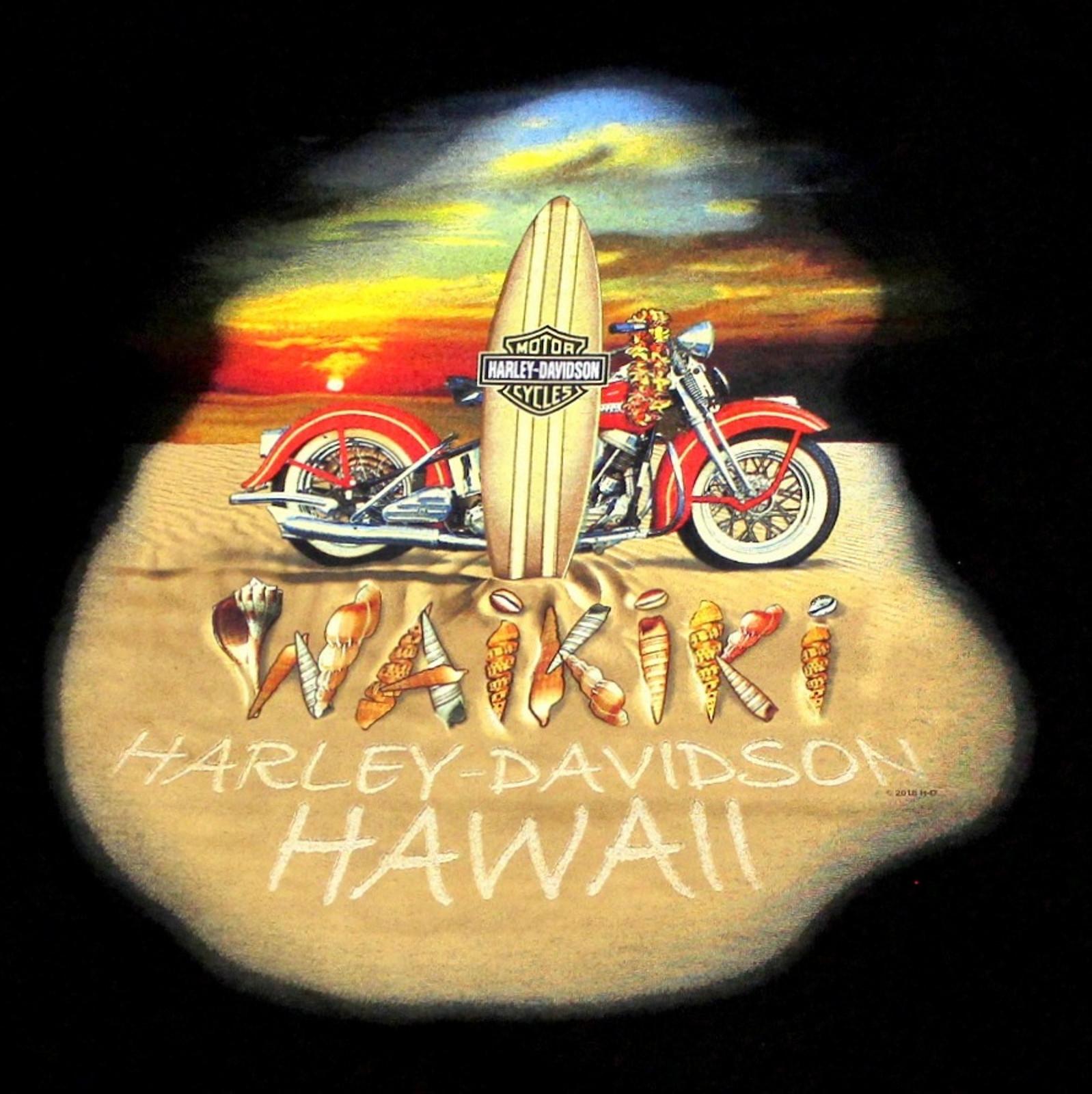 Waikiki Surfboard V-neck