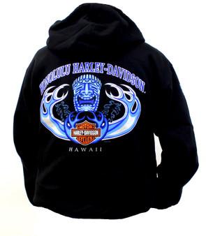 Tiki Wave Harley-Davidson Zipped Jacket